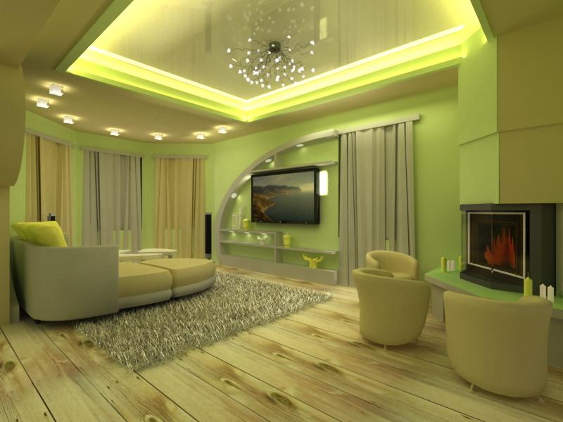 Дизайн в квартире своими руками с фото